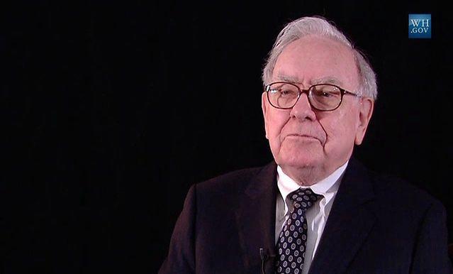Warren Buffett zaraportował stratę około 50 miliardów dolarów