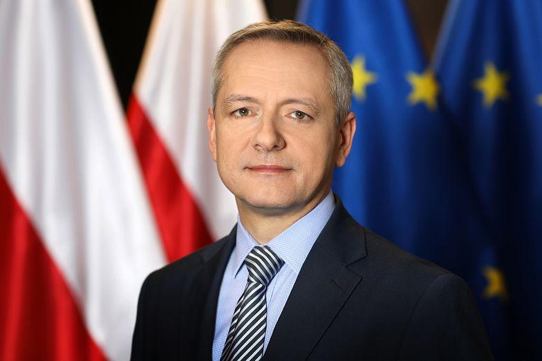 Ministerstwo kierowane przez Marka Zagórskiego zapewnia: nie będzie śledzenia obywateli.