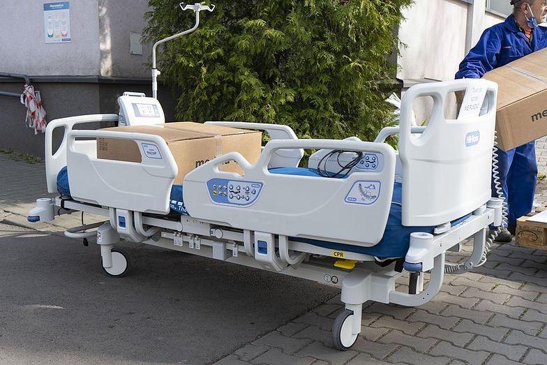 ARM otrzymała 100 mln zł z budżetu europejskiego na zakup sprzętu medycznego