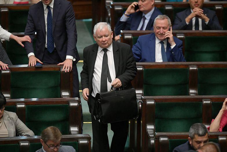 Kaczyński chwali Obajtka. Prezes Orlenu sprawił radość prezesowi PiS