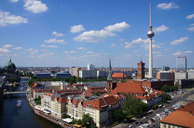 Berlin stał się w ostatnich latach coraz bardziej powiązany gospodarczo z Chinami