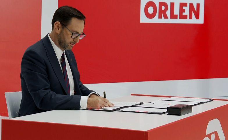 Orlen ma umowę z międzynarodowym gigantem. Będą stawiać wiatraki na Bałtyku