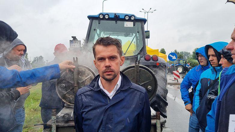 Protest rolników. Kołodziejczak w money.pl odpowiada Morawieckiemu: To wypowiedzenie wojny