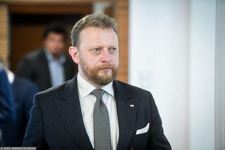 Ministerstwo zdrowia poinformowało o zwiększeniu obostrzeń w niektórych powiatach na terenie całej Polski