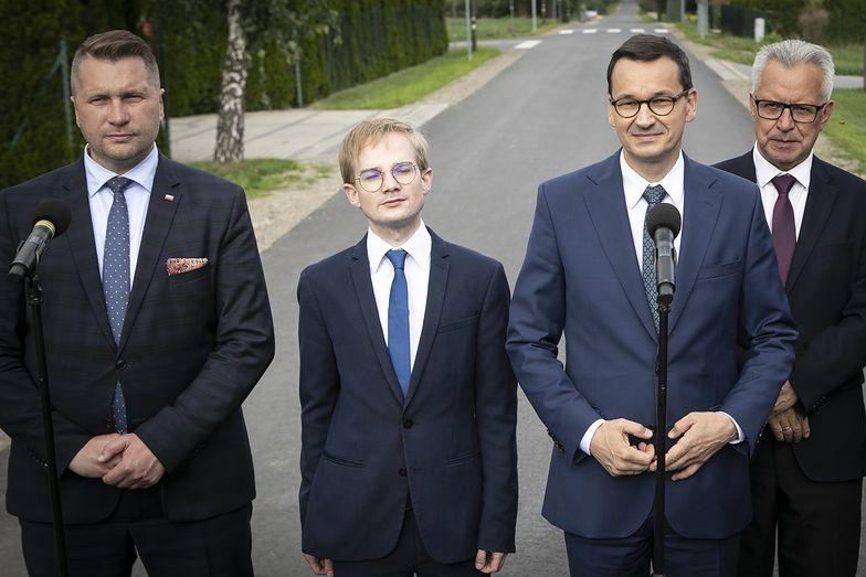 Piotr Patkowski ma nową fuchę. Dostanie 2,7 tys. zł za dzień pracy w Luksemburgu