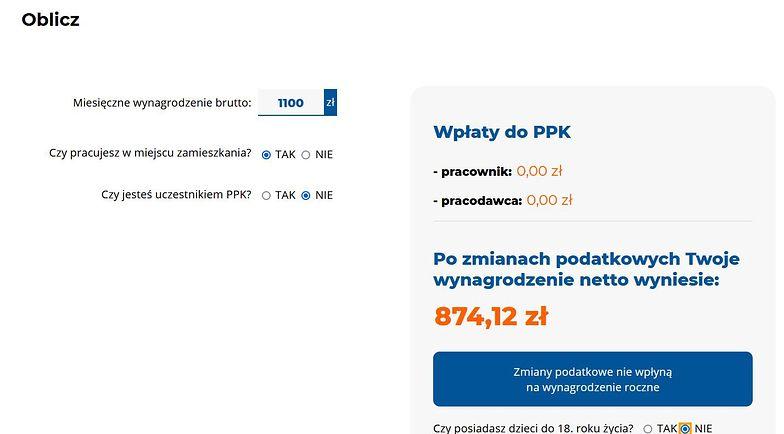 Absurd w Polskim Ładzie. Zarabiasz naprawdę mało? No to zyskasz 2 zł