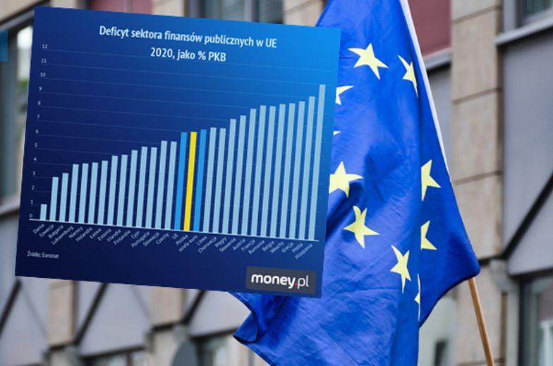 Dług publiczny i deficyt. Tak wypadamy na tle UE