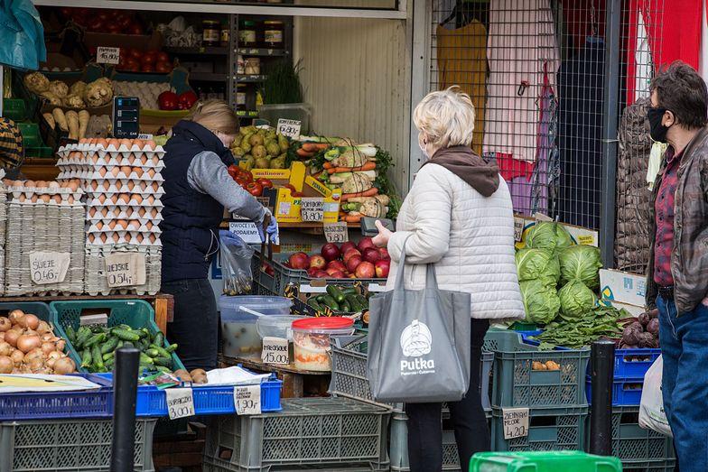 Rekordowa inflacja w Polsce i Niemczech. Najbardziej martwi żywność
