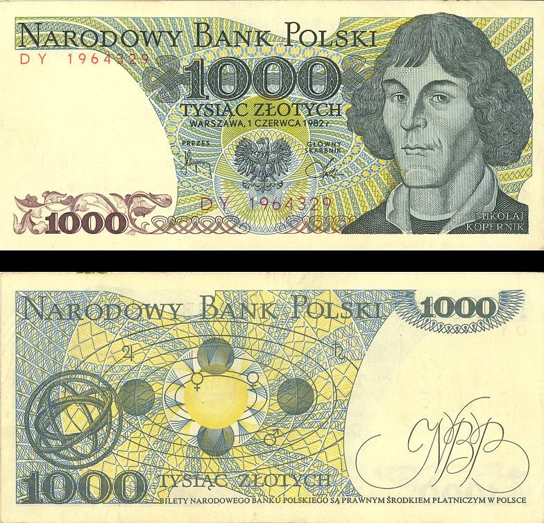 Nowy banknot: 1000 zł. Kto na nim? Zaskakujące wyniki badań sondażowych