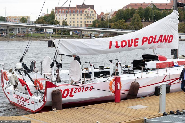 """Polska Fundacja Narodowa pokazuje fakturę za jacht """"I love Poland"""". Warty 900 tys. euro"""