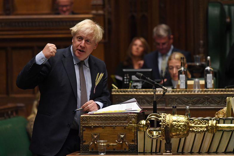 Brexit. Trwa przeciąganie liny, rząd Wielkiej Brytanii chce złamać zapisy umowy
