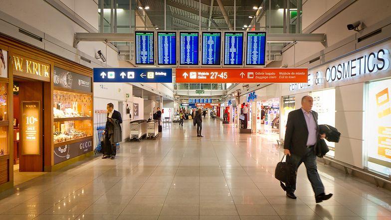 Lotnisko Kraków-Balice obsłużyło 54,3 tys. pasażerów w styczniu, o 91% mniej r/r