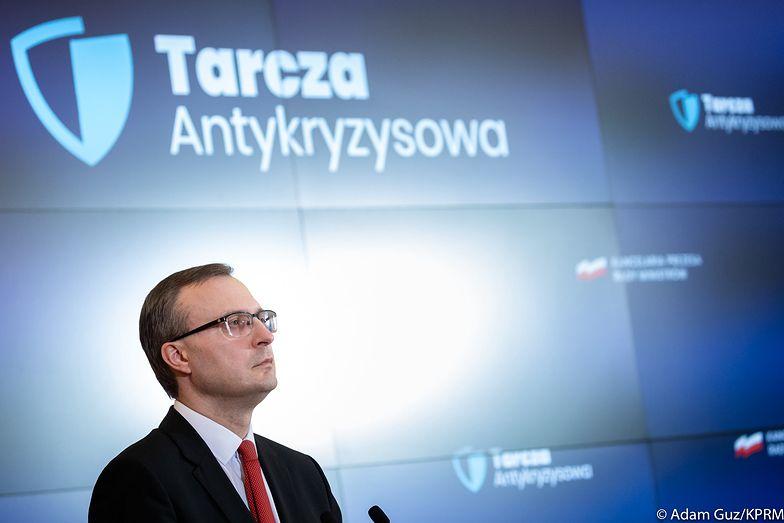 Na zdjęciu prezes PFR Paweł Borys.