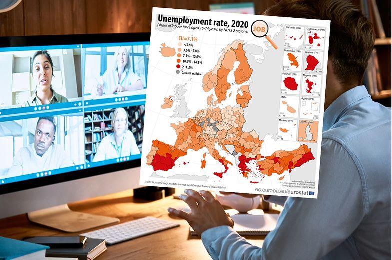 Polskie województwo z najniższym bezrobociem w UE. Nie przekracza 2 procent