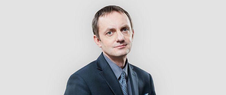 Tomasz Robaczyński (na zdjęciu) dołącza do zarządu Banku Gospodarstwa Krajowego.