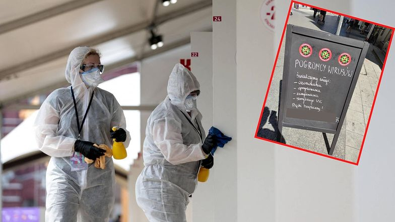 """""""Pogromcami wirusów"""" stają się często ci, którzy wcześniej nie mieli zbyt wiele do czynienia z ozonowaniem czy dezynfekcją"""