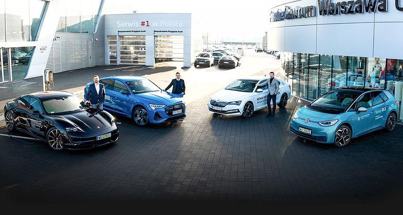 SunRoof nawiązał współpracę z PorscheInter Auto