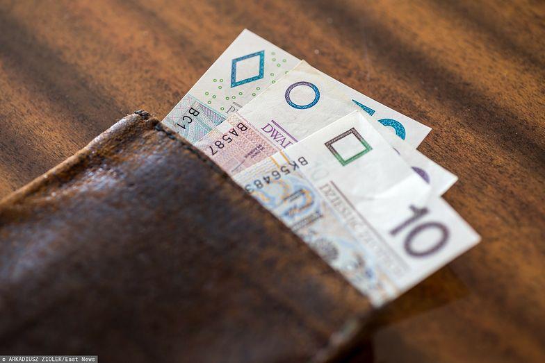 Więcej pieniędzy w obiegu. O prawie 10 mld zł