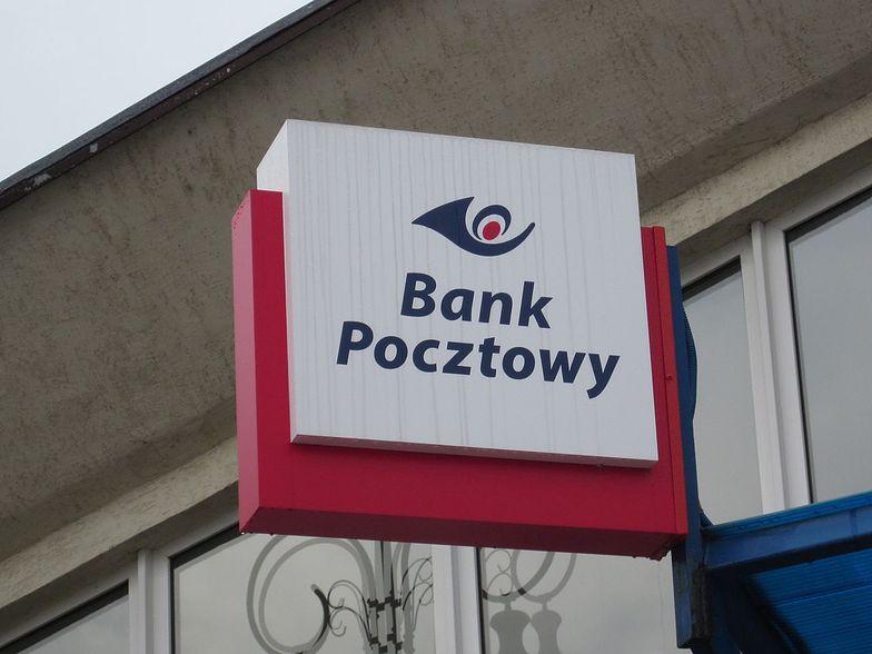 Zmiana prezesa w Banku Pocztowym. Robert Kuraszkiewicz zrezygnował ze stanowiska