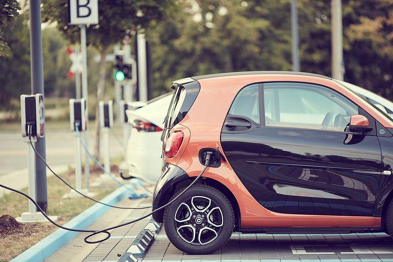 Można otrzymać do 15 proc. dotacji na zakup auta na prąd (zdj. ilustracyjne).