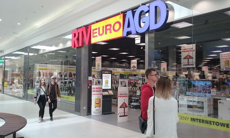 RTV Euro AGD. Bunt przedsiębiorców się rozlewa. Otwierają się sprzedawcy elektroniki