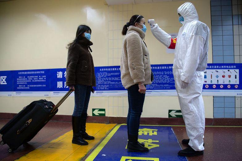 Chińczycy wyliczają, jak koronawirus wpłynie na ich PKB (zdjęcie ilustracyjne).