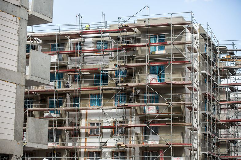 GUS: Produkcja budowlano-montażowa spadła o 0,9% r/r w kwietniu