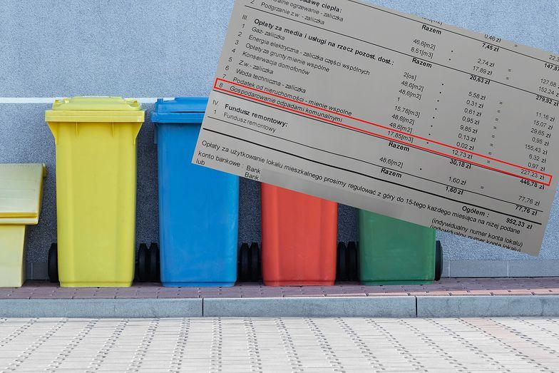 """Opłaty za śmieci w Warszawie. Mieszkańcy poznają już nowe stawki. """"Skandalicznie dużo"""""""