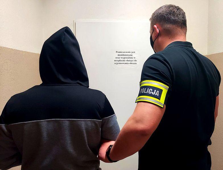 Napad na aptekę w Rawie Mazowieckiej. Podejrzany w rękach policji