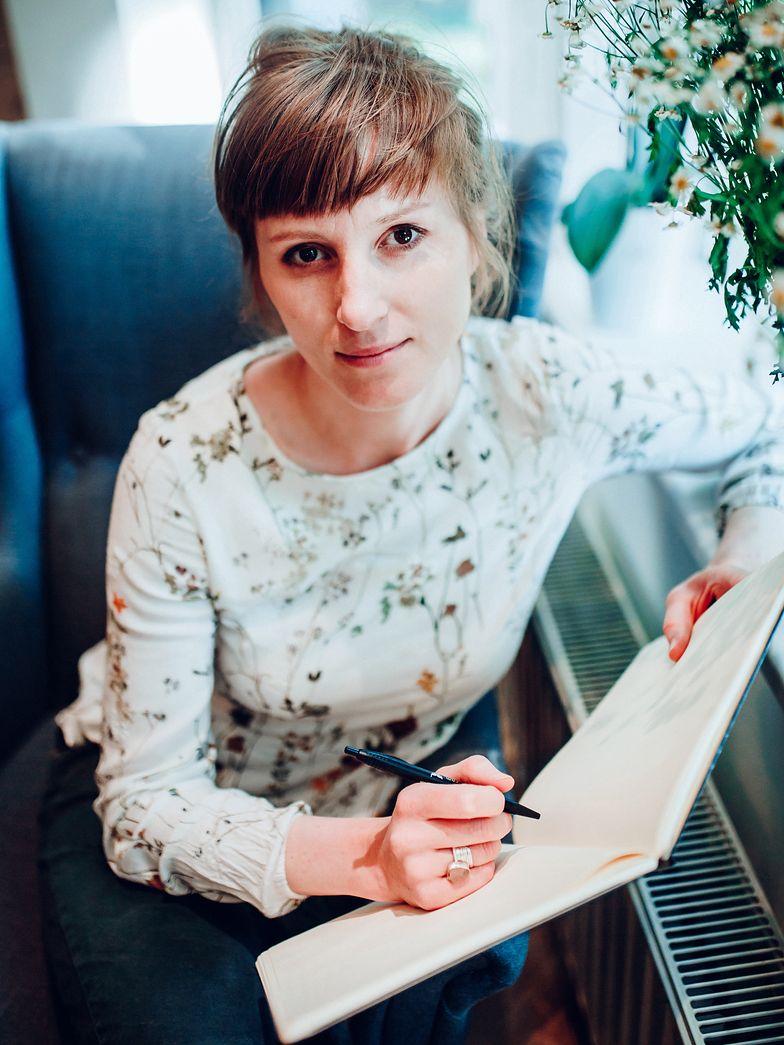 """Ewelina Szeratics, managerka kampanii społecznej """"Zapisz Dobro"""""""
