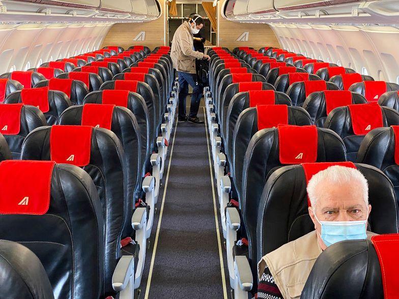 Od 1 lipca nie będzie obowiązywać limit liczby miejsc w samolotach