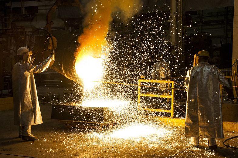worldsteel: Produkcja stali w Polsce spadła o 13,2% r/r do 0,7 mln ton w V