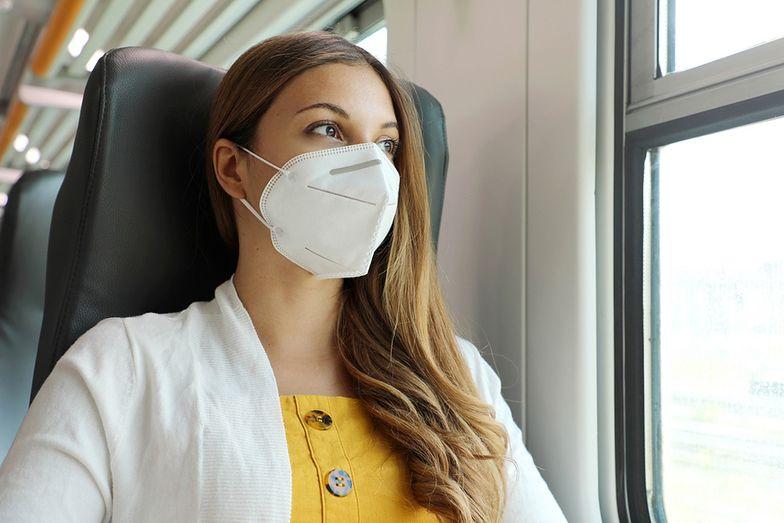 Nowa oferta na pandemię. Filtrujące maski w popularnej sieci marketów