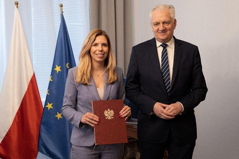 Anna Kornecka ma już nowe stanowisko. Znamy zakres obowiązków polityczki
