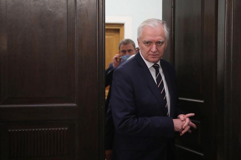 Ugrupowanie Jarosława Gowina ma przedstawić zmiany w tzw. ustawie kopertowej.