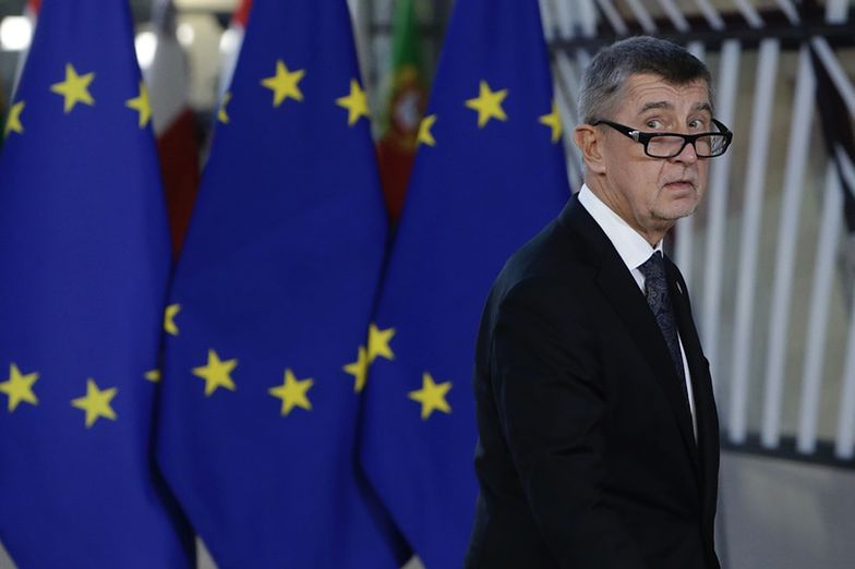 Czeski premier ponownie mierzy się z oskarżeniami. Komisja Europejska podejrzewa konflikt interesów