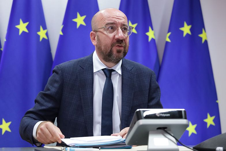 Charles Michel chce powiązania wypłat środków UE z praworządnością