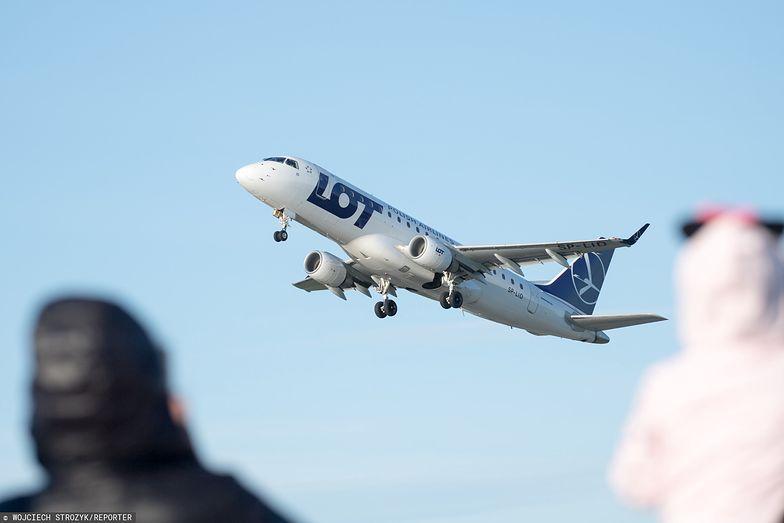 PLL LOT startuje z połączeniami międzynarodowymi od 1 lipca.