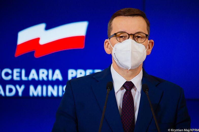 """Morawiecki tworzy kolejny plan na """"po pandemii"""". Tak ma wyglądać Nowy Polski Ład"""