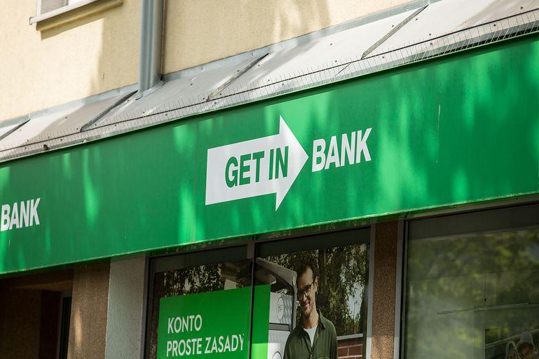 Getin zaczyna nowy rok ze stratą. Bank Czarneckiego wygrywa większość spraw frankowych