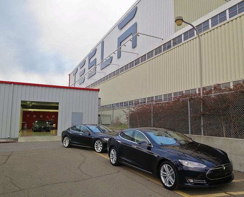 Tesla wstrzymuje produkcję Modelu 3. Kalifornijska fabryka stanęła
