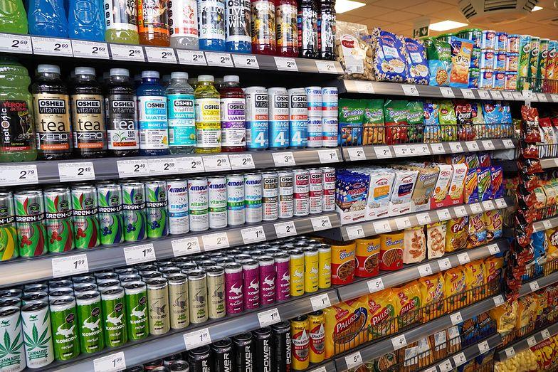 Podatek cukrowy. Napoje droższe niż w USA i Niemczech