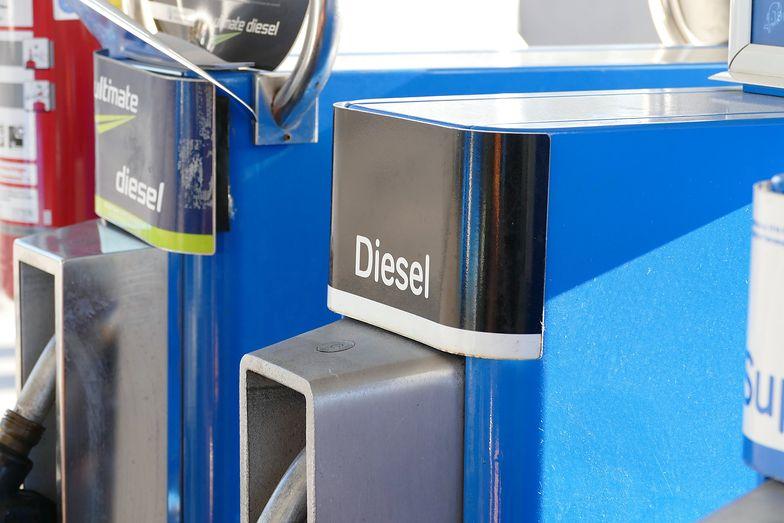 Ceny paliw na stacjach. Szansa na obniżki maleje