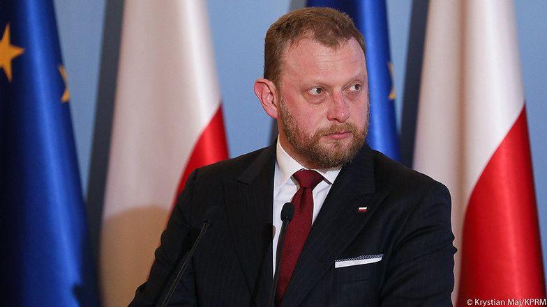Przedsiębiorca z Podhala uwiarygodnił się, powołując się na znajomość z Łukaszem Szumowskim