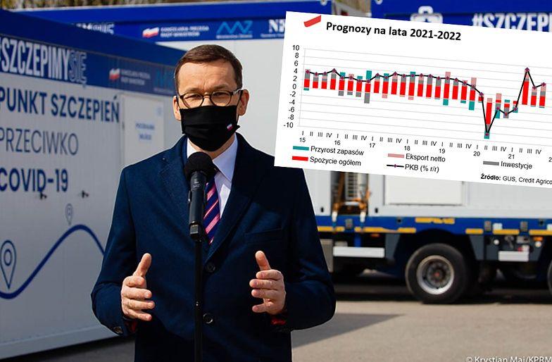 PKB Polski. Ekonomiści mocno podnieśli prognozy na 2021 rok