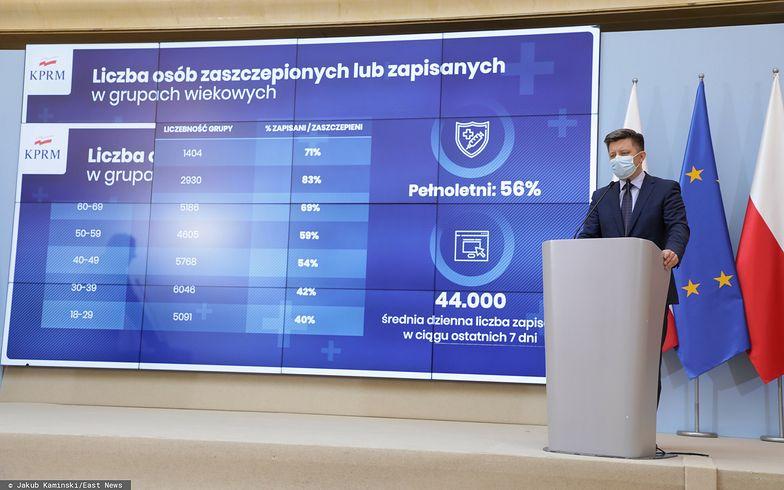 Loteria szczepionkowa. W najbliższym losowaniu do wygrania 50 tys. zł