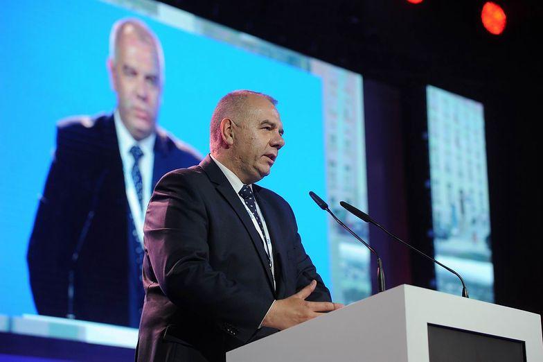 Wicepremier i minister aktywów państwowych Jacek Sasin.