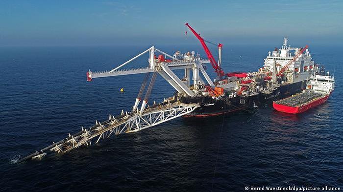 Gazprom. Rosjanie na kursie kolizyjnym z Unią. Chodzi o Nord Stream 2