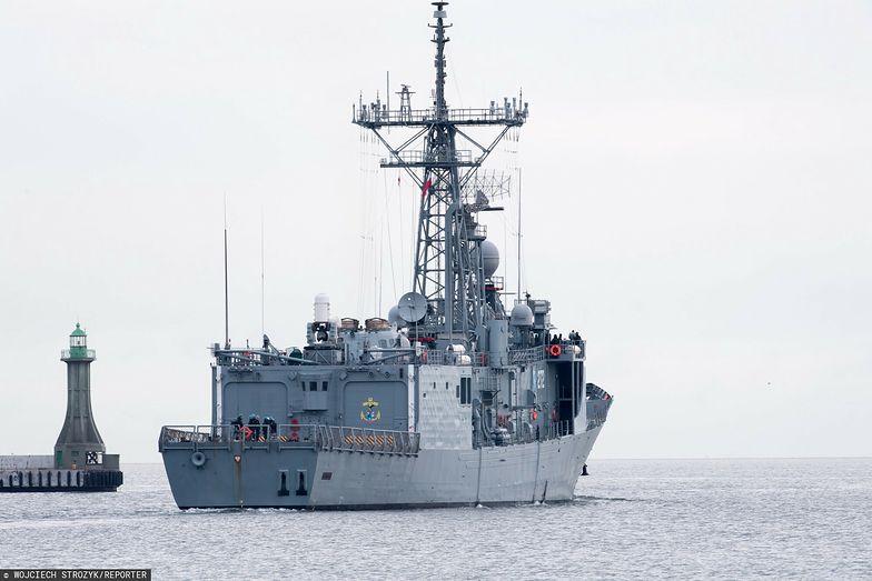 Mieczniki dla polskiej floty. Marynarka Wojenna potrzebuje nowoczesnej fregaty