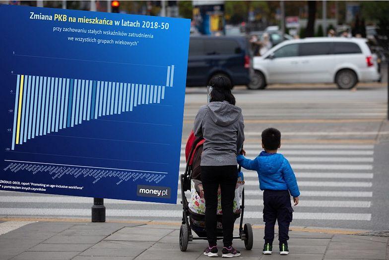 Nasze dzieci będą żyły w biedniejszym kraju? Polska wyróżnia się w rankingu